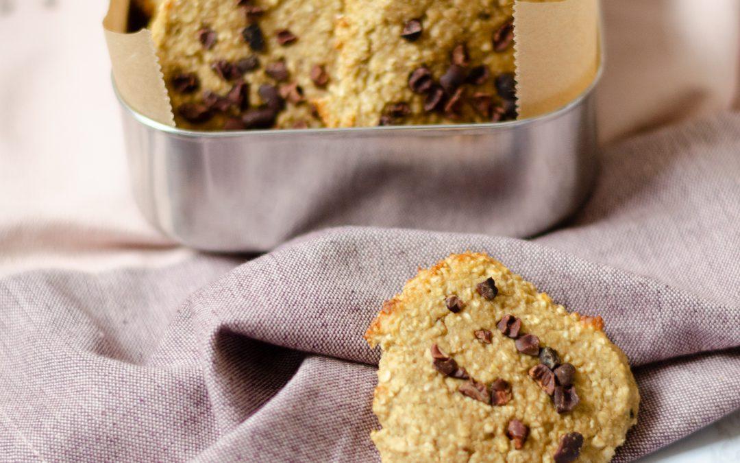 Vanille Protein Cookies