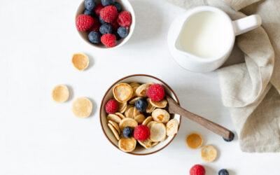 Cornflakes Pancakes oder auch Mini Pancakes – der neue Food Trend