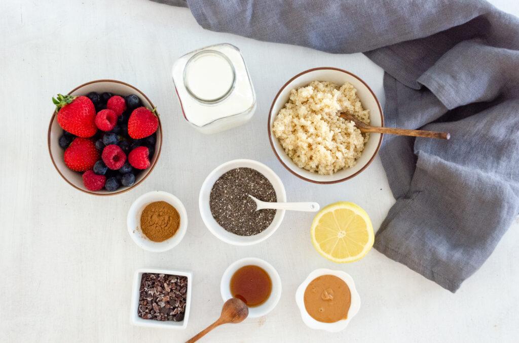 darmfreundliches Frühstück