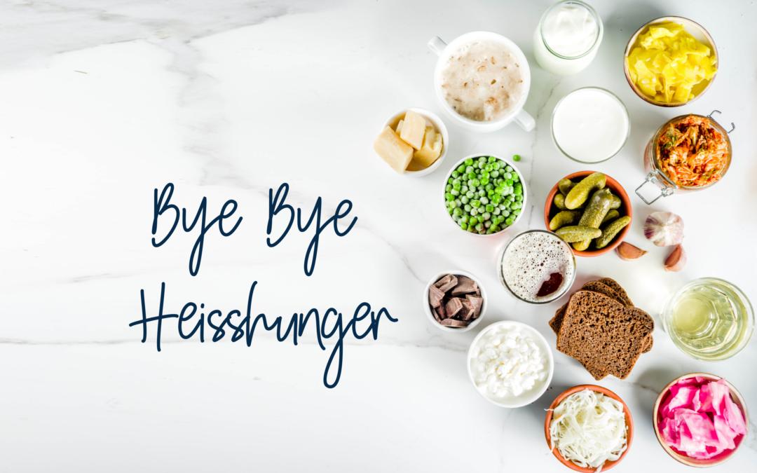 Heißhunger – Ursachen und 10 Tipps was du dagegen tun kannst