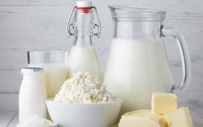 So schaffst Du es auf Milchprodukte zu verzichten