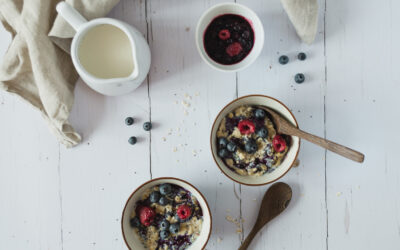 Protein Vanille Pudding Oats