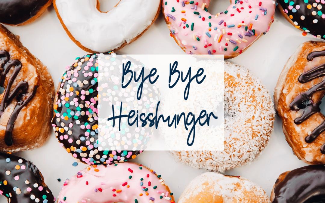 Bye Bye Heißhunger Online Workshop